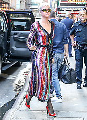 """Katy Perry Arriving at """"GMA"""" - 4 Oct 2017"""