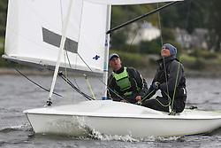 Marine Blast Regatta 2013 - Holy Loch SC<br /> <br /> 3641, Ffunky Chicken, Graham Campbell, Modern, Flying Fifteeen<br /> <br /> Credit: Marc Turner / PFM Pictures