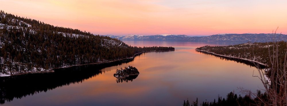 Emerald Bay State Park<br /> © 2011, California State Parks.<br /> Photo by Brian Baer