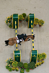 HRH Prince Al Saud Abdullah (KSA) - Mobily Allah Jabek<br /> Rolex FEI World Cup Final - Geneve 2010<br /> © Dirk Caremans
