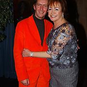 Beauty 4 event, Viola Holt -van Emmenes en haar man Peter Holt