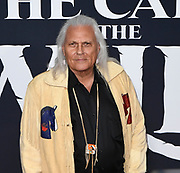 """13 February 2020 - Hollywood, California - Michael Horse at the World Premiere of twentieth Century Studios """"The Call of the Wild"""" Red Carpet Arrivals at the El Capitan Theater."""
