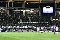 October 14, 2017 - Toulouse, France - Banderoles Toulouse (Credit Image: © Panoramic via ZUMA Press)