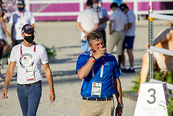 Dubbeldam Jeroen ,NED<br /> Olympic Games Tokyo 2021<br /> © Hippo Foto - Dirk Caremans<br /> 04/08/2021