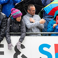 crowd encouragement during uci world championships
