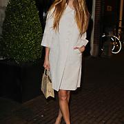 NLD/Amsterdam/20120308 - Presentatie nieuwe collectie voor Louis Vuitton, Beertje van Beers