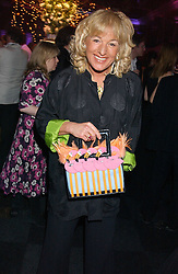 CAROL THATCHER at the Conservative Party's Black & White Ball held at Old Billingsgate, 16 Lower Thames Street, London EC3 on 8th February 2006.<br /><br />NON EXCLUSIVE - WORLD RIGHTS