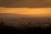 Warwickshire Sunset