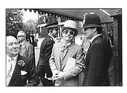Elton John. Royal Wedding 23/7/86© Copyright Photograph by Dafydd Jones 66 Stockwell Park Rd. London SW9 0DA Tel 020 7733 0108 www.dafjones.com