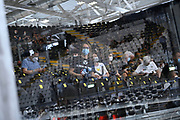 Pubblico, Spettatori, tifosi <br /> Segafredo Virtus Bologna - A X Armani Exchange Olimpia Milano<br /> Basket Serie A LBA 2020/2021 - Finale Playoff G4<br /> Bologna 11 June 2021<br /> Foto Mattia Ozbot / Ciamillo-Castoria