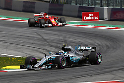 July 9, 2017 - Spielberg, Austria - Motorsports: FIA Formula One World Championship 2017, Grand Prix of Austria, .#77 Valtteri Bottas (FIN, Mercedes AMG Petronas F1 Team) (Credit Image: © Hoch Zwei via ZUMA Wire)