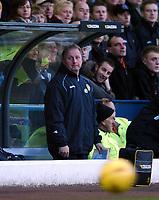 Fotball<br /> Championship England 2004/05<br /> Leeds United v Queens Park Rangers<br /> Elland Road<br /> 20. november 2004<br /> Foto: Digitalsport<br /> NORWAY ONLY<br /> KEVIN BLACKWELL MANAGER LEEDS UNITED
