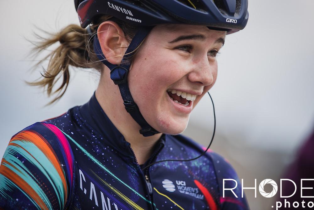 Women's Elite Brabantse Pijl 2021 <br /> 1 Day Race: Lennik - Overijse 127km<br /> <br /> ©Rhode.Photo