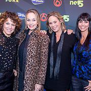 NLD/Amsterdam/20171123 - Presentatie SBS 2017, Evelien de Bruin, Marlayne Sahulpala, Selma van Dijk en Sandra Schuurhof
