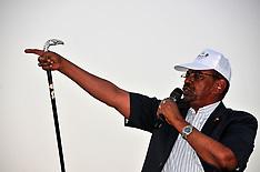 Sudan: President Omar al-Bashir addresses a gathering - 28 July 2017