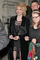 © London News Pictures. 25/06/2013. London, UK.  Scarlett Strallen at the Charlie and the Chocolate Factory - Opening Night After Party . Photo credit: Brett D. Cove/LNP