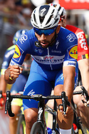 Fernando Gaviria (COL - QuickStep - Floors) during the Tour de France 2018, Stage 4, Team Time Trial, La Baule - Sarzeau (195 km) on July 10th, 2018 - Photo Luca Bettini / BettiniPhoto / ProSportsImages / DPPI