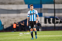 AVELLANEDA, BUENOS AIRES, ARGENTINA - 2017 NOVEMBER 01. Racing Club (6) Miguel Barbieri during the Copa Sudamericana quarter-finals 2nd leg match between Racing Club de Avellaneda and Club Libertad at Estadio Juan Domingo Perón,  <br /> ( Photo by Sebastian Frej )