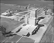 """""""Port of Portland. Aerials at Rivergate. August 30, 1968"""""""