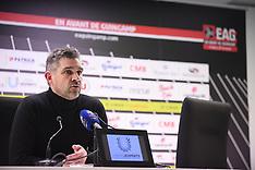 Guingamp vs Rennes - 16 Jan 2019