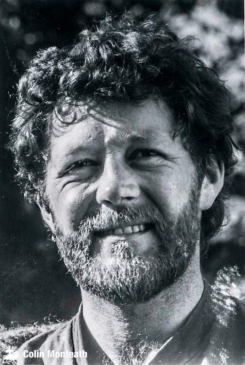 New Zealand mountaineer Bill Denz