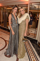 Left to right, Alex Rivière and Carmen Jorda at The Cartier Racing Awards 2018 held at The Dorchester, Park Lane, England. 13 November 2018. <br /> <br /> ***For fees please contact us prior to publication***