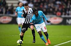 Angers v Marseille - 29 Apr 2018