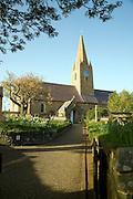 Parish church of St Martin, Guernsey