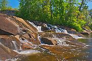 Nestor Waterfall<br />Nestor Falls<br />Ontario<br />Canada