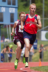 Will Shafer, boys 1600 meters, Maine State Track & FIeld Meet - Class B