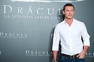102114 'Dracula Untold' Madrid Photocall