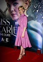 Kate Phillips at the  Miss Scarlet and the Duke World Premiere TV screening at the St. Pancras Renaissance Hotel. London. 03.12.19