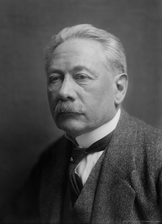 Tor Hedberg, Swedish Author and Playwright, 1923