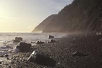 Lost Coast Coastline, Humboldt County, California