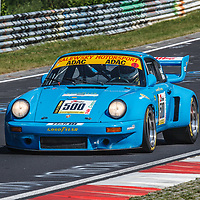 #500, Porsche 911 RSR, drivers: Nick Salewsky, Edgar Salewsky, Class 38, over 2000cc, Group 5, Division 9, on 21/06/2019 at the ADAC 24h-Classic 2019, Nürburgring, Germany