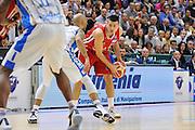 DESCRIZIONE : Beko Legabasket Serie A 2015- 2016 Dinamo Banco di Sardegna Sassari - Olimpia EA7 Emporio Armani Milano<br /> GIOCATORE : Andrea Cinciarini<br /> CATEGORIA : Palleggio<br /> SQUADRA : Olimpia EA7 Emporio Armani Milano<br /> EVENTO : Beko Legabasket Serie A 2015-2016<br /> GARA : Dinamo Banco di Sardegna Sassari - Olimpia EA7 Emporio Armani Milano<br /> DATA : 04/05/2016<br /> SPORT : Pallacanestro <br /> AUTORE : Agenzia Ciamillo-Castoria/C.AtzoriCastoria/C.Atzori