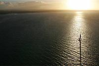 Seiling<br /> Foto: Dppi/Digitalsport<br /> NORWAY ONLY<br /> <br /> SOLO RECORD<br /> 14/09/2004<br /> <br /> ROUND THE WORLD RECORD ATTEMPT<br /> <br /> TRIMARAN B&Q CASTORAMA / SKIPPER : ELLEN MACARTHUR (UK)