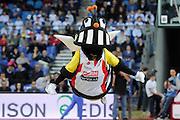 DESCRIZIONE : Pesaro Edison All Star Game 2012<br /> GIOCATORE : spettacolo<br /> CATEGORIA : spettacolo ape<br /> SQUADRA : Italia Nazionale Maschile All Star Team<br /> EVENTO : All Star Game 2012<br /> GARA : Italia All Star Team<br /> DATA : 11/03/2012 <br /> SPORT : Pallacanestro<br /> AUTORE : Agenzia Ciamillo-Castoria/C.De Massis<br /> Galleria : FIP Nazionali 2012<br /> Fotonotizia : Pesaro Edison All Star Game 2012<br /> Predefinita :