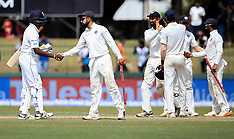 Sri Lanka v India - 4th Day - 6 Aug 2017