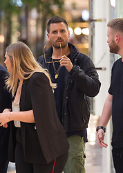 AU_1389257 - Melbourne, AUSTRALIA  -  Scott Disick and Sofia Richie attend a meet and greet at Windsor Smith shoe store inside Chadstone Shopping centre in Melbourne<br /> <br /> Pictured: Scott Disick and Sofia Richie<br /> <br /> BACKGRID Australia 1 NOVEMBER 2018 <br /> <br /> Phone: + 61 2 8719 0598<br /> Email:  photos@backgrid.com.au