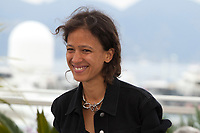 Director Mati Diop at Atlantique film photo call at the 72nd Cannes Film Festival, Friday 17th May 2019, Cannes, France. Photo credit: Doreen Kennedy