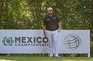 Shane Lowry (IRL) looks over his tee shot on 5 during round 1 of the World Golf Championships, Mexico, Club De Golf Chapultepec, Mexico City, Mexico. 2/21/2019.<br /> Picture: Golffile | Ken Murray<br /> <br /> <br /> All photo usage must carry mandatory copyright credit (© Golffile | Ken Murray)