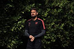 13 September 2017 -  UEFA Europa League (Group H) - Arsenal Training - Olivier Giroud of Arsenal - Photo: Marc Atkins/Offside