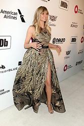 February 24, 2019 - West Hollywood, CA, USA - LOS ANGELES - FEB 24:  Heidi Klum at the Elton John Oscar Viewing Party on the West Hollywood Park on February 24, 2019 in West Hollywood, CA (Credit Image: © Kay Blake/ZUMA Wire)
