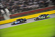 May 19, 2012: NASCAR Sprint All-Star Race, Denny Hamlin, Joe Gibbs Racing, Matt Kenseth, Roush Fenway Racing , Jamey Price / Getty Images 2012 (NOT AVAILABLE FOR EDITORIAL OR COMMERCIAL USE
