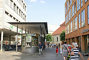 Neupfarrplatz, Regensburg, Bavaria, Germany