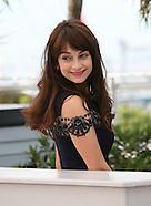 Sarah Prefere La Course photocall at the Cannes Film Festival