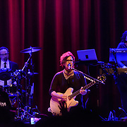 "SILVER SPRING, MD - April 27th, 2017 - Robert ""Bobby Z"" Rivkin, Wendy Melvoin and Lisa Coleman of The Revolution perform at the Fillmore Silver Ring in Silver Spring, MD. The Revolution played on most of Prince's biggest hits and have returned to the road in the wake of his 2016 death. (Photo by Kyle Gustafson / For The Washington Post)"