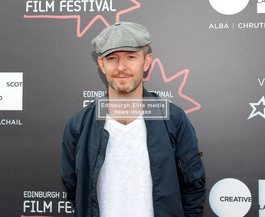 Edinburgh International Film Festival, Tuesday, 26th June 2018<br /> <br /> IN DARKNESS (EUROPEAN PREMIERE)<br /> <br /> Pictured:  Director Anthony Byrne <br /> (c) Aimee Todd   Edinburgh Elite media