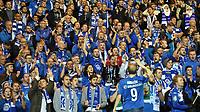 05/11/15 UEFA EUROPA LEAGUE GROUP STAGE<br /> CELTIC v MOLDE FK<br /> CELTIC PARK - GLASGOW<br /> Molde fans